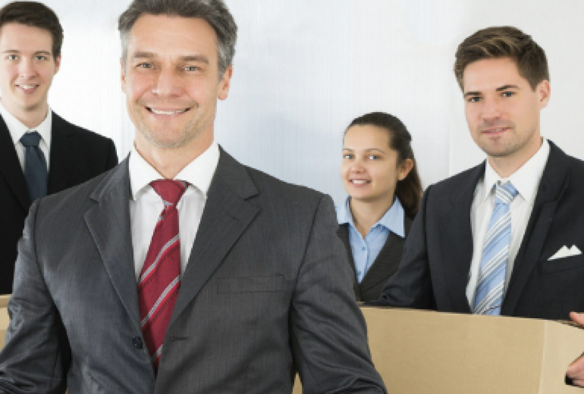 Hire Professional Movers to Avoid Data Breaches during Office Relocation